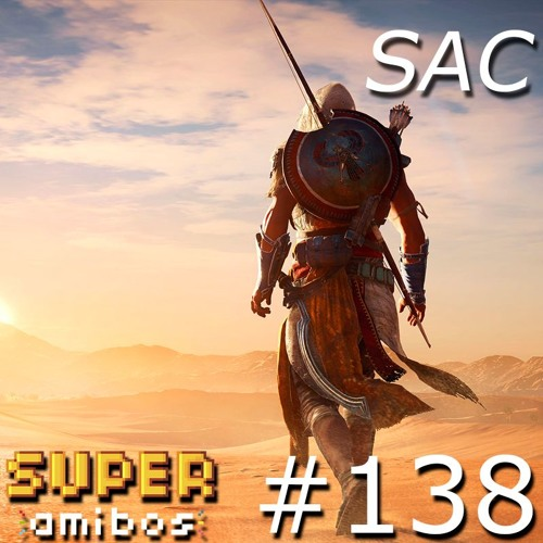 SAC 138 - Assassin's Creed Origins, The Sinner