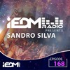 Sandro Silva - iEDM Radio 168 2017-12-10 Artwork