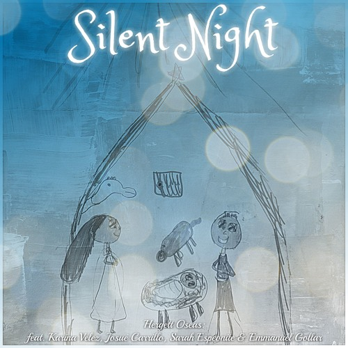 Silent Night (Español, Portugués, English & Hindi)