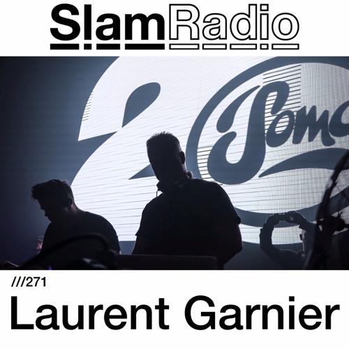 #SlamRadio - 271 - Laurent Garnier [Recorded at Maximum Pressure, 2017]