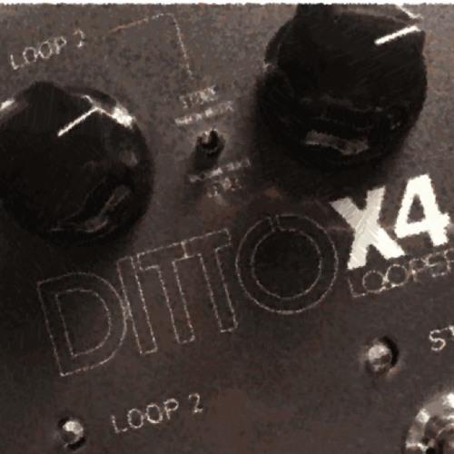 Ditto X4 tape forward demo
