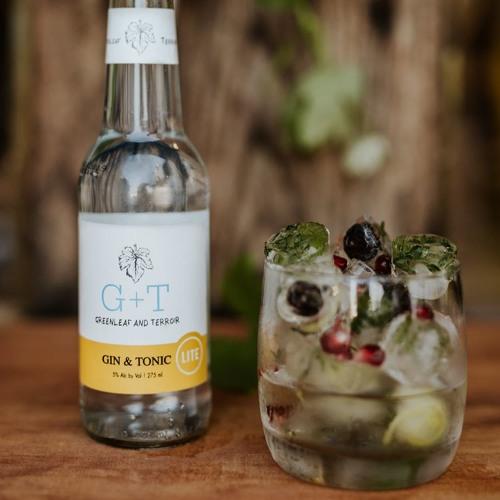 Introducing Greenleaf & Terrior Gin