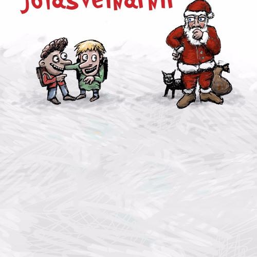 Jóladagatal Borgarbókasafnsins 2017 - eftir Þórarin Leifsson