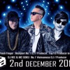 FLASH FINGER & MC GOKU DJ LIVE @ Ashes Tour, Hollywood Pattaya, Pattaya, Thailand 2nd Dec 2017