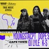 Aux Womdantso Boiler Room & Ballantine's True Music Cape Town DJ