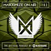 Blasterjaxx - Maxximize On Air 183 2017-12-09 Artwork