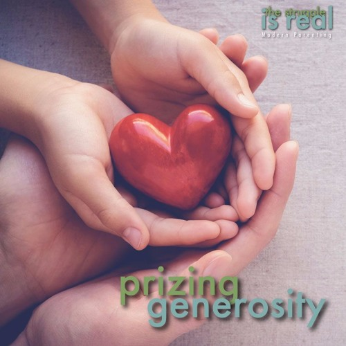 Prizing Generosity: How to Practice and Inspire Generosity feat. Audrey Monke