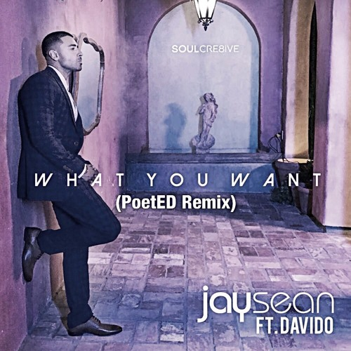 Jay Sean - What You Want feat. Davido (PoetED Remix)