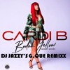BODAK NIGHTS - GQ VS CARDI B (CLEAN) DJ JAZZYS OL SCHOOL R&B REWORK