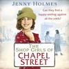The Shop Girls Of Chapel Street by Jenny Holmes (Audiobook Extract) Read by Janine Birkett