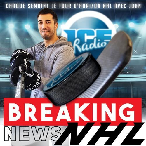 Iceradio Breaking News NHL by John Semaine 49