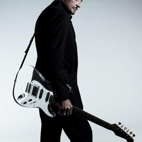 Je vous laisse une guitare