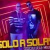 SOLO A SOLAS - (Team Sound 31 Dj Matias Gonzalez) - COSCULLUELA FT MALUMA Portada del disco
