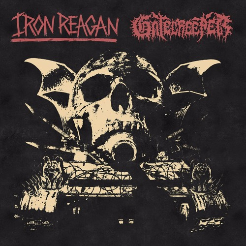 IRON REAGAN - Paper Shredder