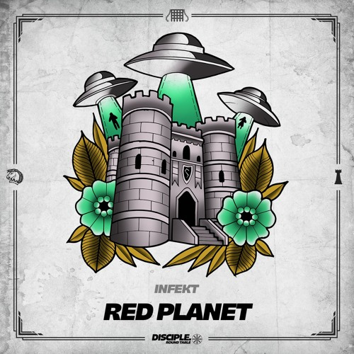 INFEKT - Red Planet
