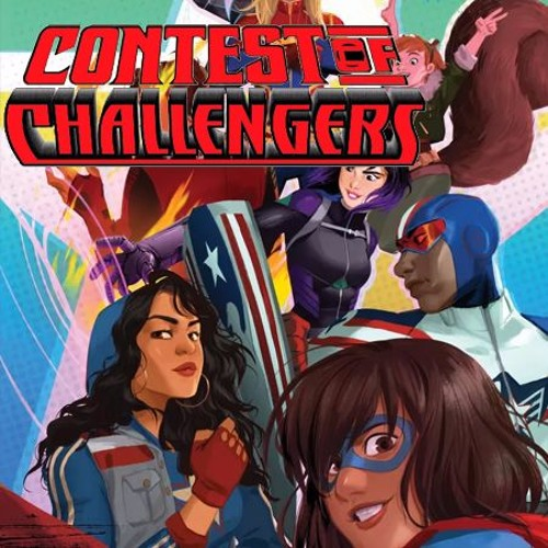 The Challengers Holiday Graphic Novel Gift Guide (Contest of Challengers)