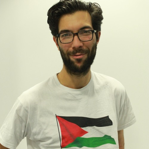 MARIBOR IS THE FUTURE 030: Interview with Benjamin Ladraa - #walktopalestine