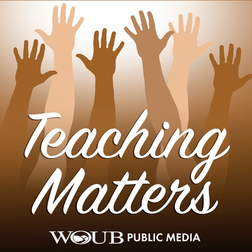 Episode 114 : Sydney Chaffee, 2017 Massachusetts Teacher of the Year