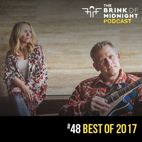 #48: Best of 2017 - John & Lizzie Highlight Favorite Moments, Quotes, Ideas, and BTS Fun
