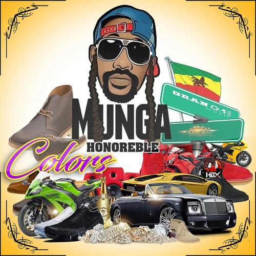 Munga Honorable - Colors [Satoshi Riddim] - 2017
