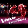 The Voice 2017 Chloe Kohanski Noah Mac - Semifinals Wicked Game