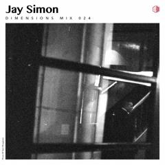 DIM024 - Jay Simon