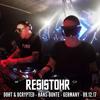 Resistohr at DOHT Dcrypted, Hans-Bunte Club, Freiburg, 9-12-17