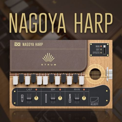 Nagoya Harp - Experimental Weapons Division by Torley