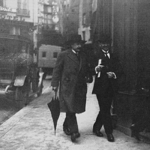 Einstein à Paris