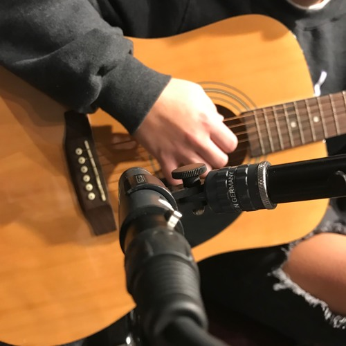 Acoustic - Between Bridge and Sound Hole