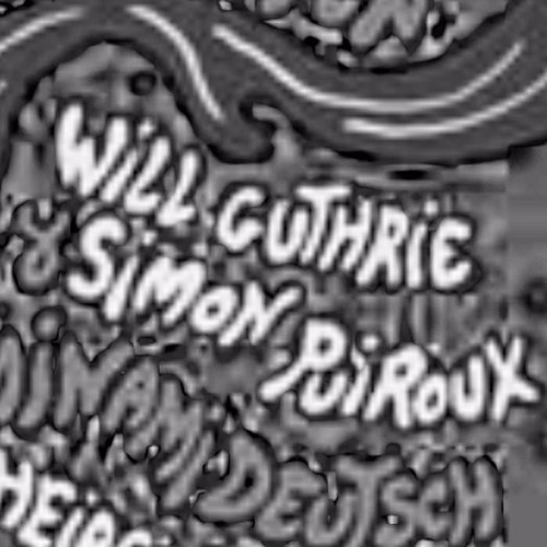 Live Aïnu fest (Will Guthrie - Simon Puiroux)