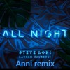 Steve Aoki x Lauren Jauregui - All Night ( ANNI REMIX )