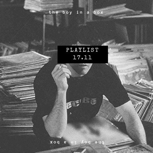 Playlist 17.11