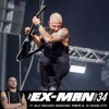 The Ex Man Podcast 34 - Billy Graziadei (Biohazard, Powerflo, ex-Suicide City)