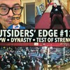Outsiders' Edge #124 - ECPW, Dynasty Resurrection, Test Of Strength, Fuck Roy Moore Part 2...