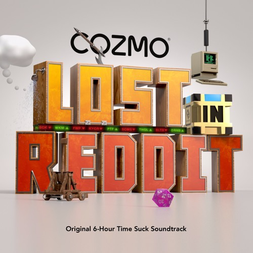 Anki Cozmo Lost in Reddit (Full Soundtrack)