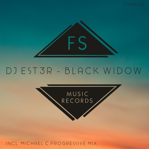 Dj Est3r - Black Widow (Michael C Progressive Mix)