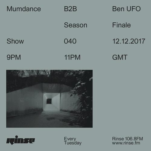 Radio Mumdance Series 01