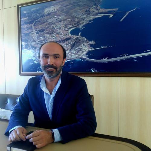 ESPAÇO DA COMUNIDADE PORTUÁRIA DE SINES – João Gomes, Director de Operações da Reboport