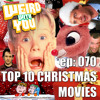 WWY ep070 Top 10 Christmas Movies