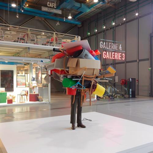 Les FRAC au Centre Pompidou