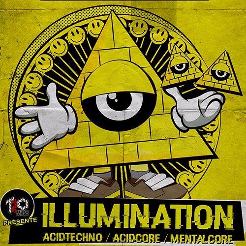 AC!D2FIIK @illumination-chill and vibe party -  9.12.2017