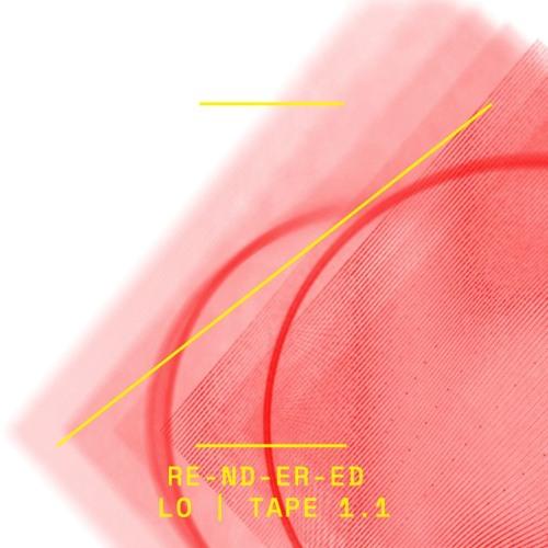 RE-ND-ER-ED | LO | TAPE 1.1