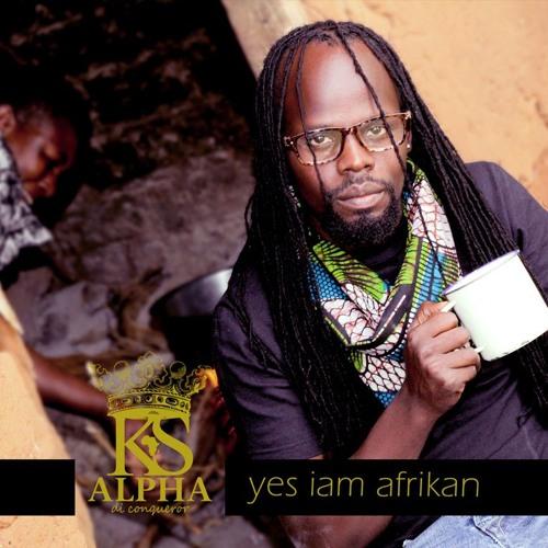 YES IAM AFRIKAN