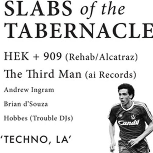 Slabs of the Tabernacle, La Cheetah, Glasgow, 02.08.08