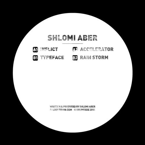 Shlomi Aber - Rain Storm - Drumcode Limited - DCLTD021