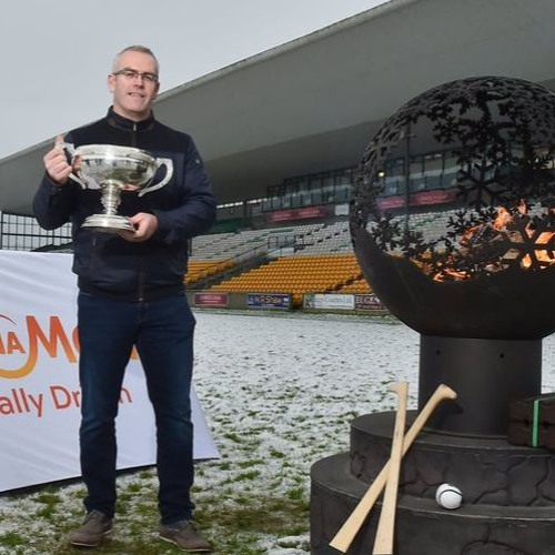 Kevin Martin New Offaly Hurling Manager