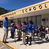 Music Duo 'Black Violin' Adopts A Hollywood Elementary School - And Perfoms