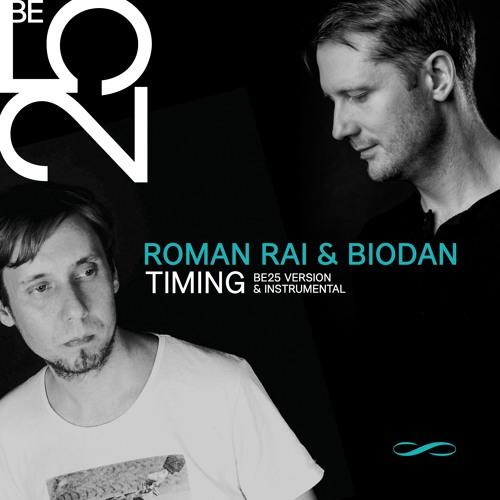 Roman Rai & Biodan - Timing (BE25 version) WAV - FREE DOWNLOAD