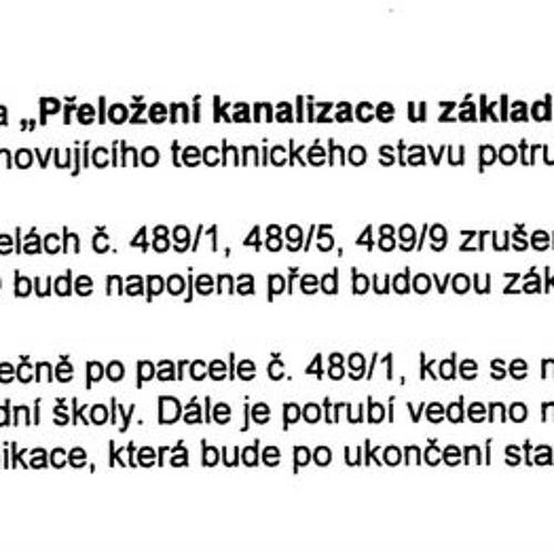 7.3.2016 - Záznam vyšetřovací pracovní skupiny